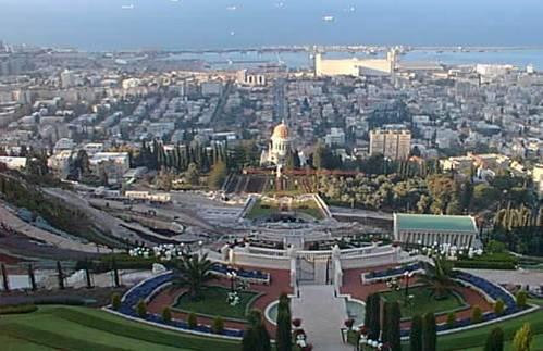 צאו לסיור וירטואלי בעיר חיפה בקישור